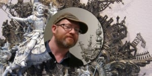 INSIGHT Art Talk: Kris Kuksi @ Lawrence Arts Center | Lawrence | Kansas | United States