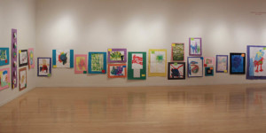Linda Reimond Preschool // Kelly Galloway Kindergarten Exhibition @ Lawrence Arts Center | Lawrence | Kansas | United States
