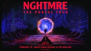 NGHTMRE @ Arvest Bank Theatre at The Midland | Kansas City | Missouri | United States