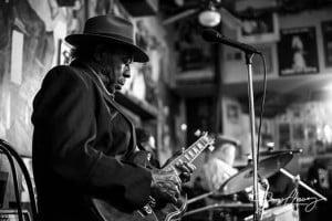 Blues Legend Millage Gilbert @ BB's Lawnside BBQ   Kansas City   Missouri   United States