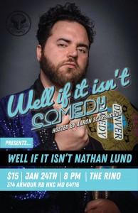 Well If It Isn't Comedy @ The Rino | North Kansas City | Missouri | United States