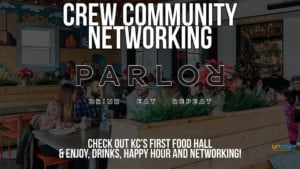 Networking Happy Hour at Parlor @ Parlor KCMO | Kansas City | Missouri | United States