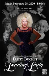 Daisy Buckët: Leading Lady @ Missie B's | Kansas City | Missouri | United States