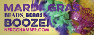 Mardi Gras: Beads, Beans and Booze! @ American Jazz Musuem | Kansas City | Missouri | United States