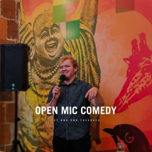 Comedy Open Mic Night @ Casual Animal Brewing Company | Kansas City | Missouri | United States