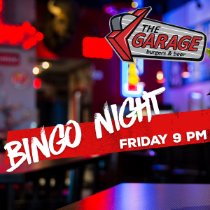 Friday Night Bingo @ Smitty's Garage | Kansas City | Missouri | United States