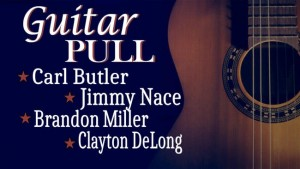 Guitar Pull with Carl Butler, Jimmy Nace, Brandon Miller and Clayton DeLong @ Knuckleheads | Kansas City | Missouri | United States