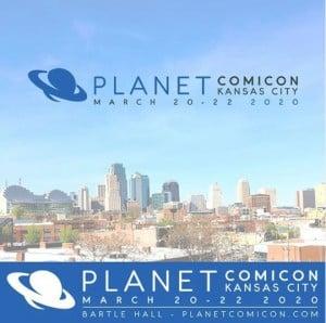 Planet Comicon @ Bartle Hall Convention Center | Kansas City | Missouri | United States
