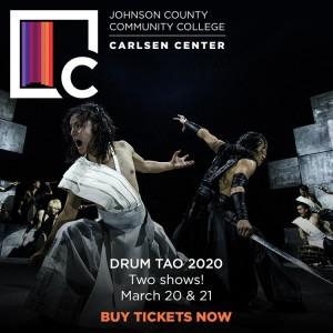 DRUM TAO 2020 @ Carlsen Center, Johnson County Community College | Overland Park | Kansas | United States