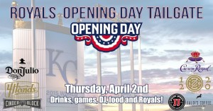 Royals Opening Day Ride & Tailgate @ Kauffman Stadium | Kansas City | Missouri | United States
