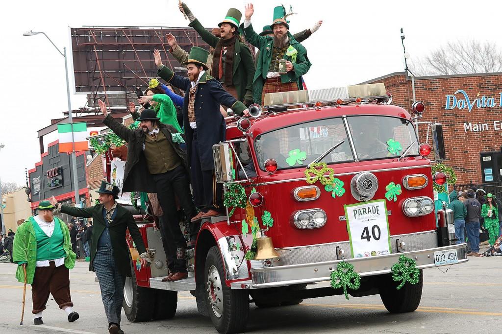 St. Patrick S Day Tombundy