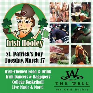 St. Patrick's Day at The Well @ The Well Bar Grill and Rooftop   Kansas City   Missouri   United States