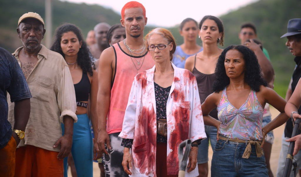 Sonia Braga As Domingas Victor Jucá (1)