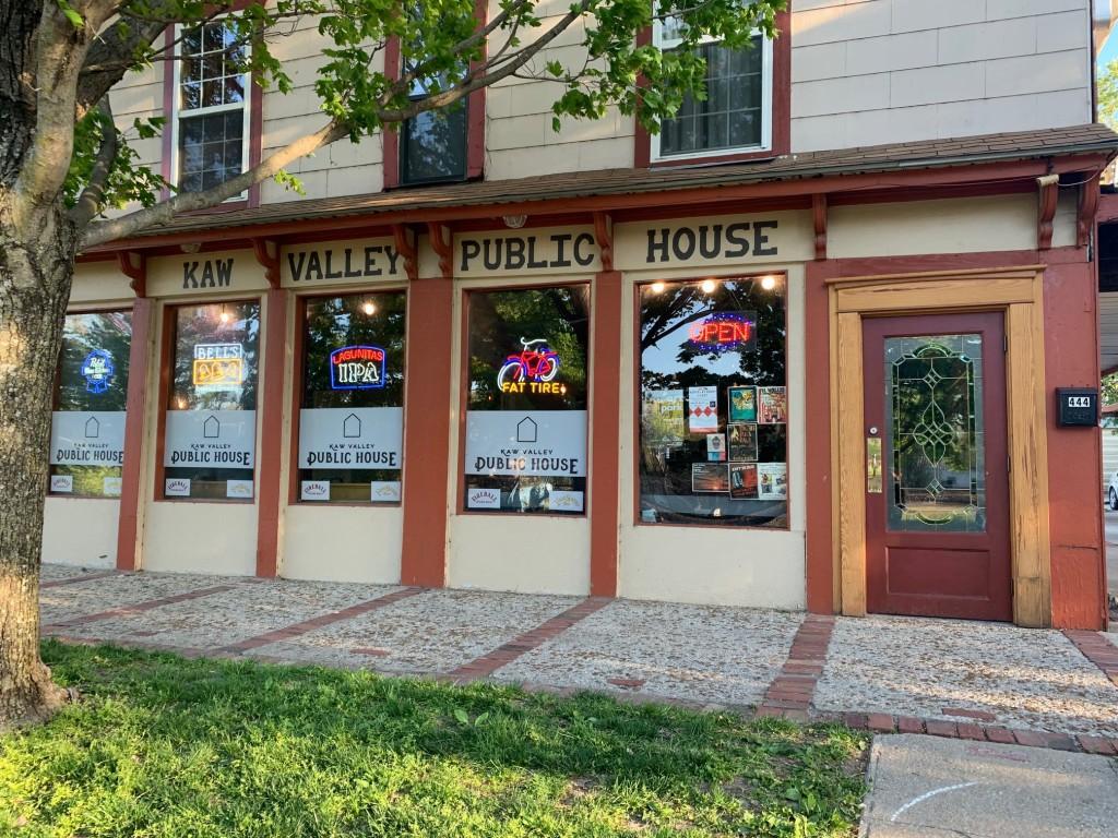 Kaw Valley Pub Header