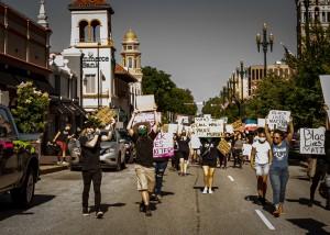 Plaza Police Protest 05 29 20 3468