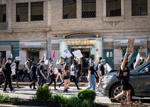 Plaza Police Protest 05 29 20 3529