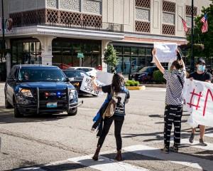 Plaza Police Protest 05 29 20 3561