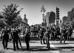 Plaza Police Protest 05 29 20 3657
