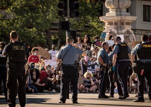 Plaza Police Protest 05 29 20 3742