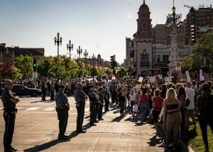 Plaza Police Protest 05 29 20 3833