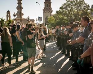 Plaza Police Protest 05 29 20 3857