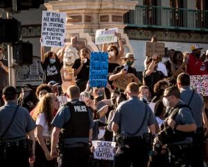 Plaza Police Protest 05 29 20 3870