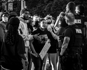 Plaza Police Protest 05 29 20 4036