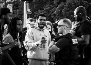 Plaza Police Protest 05 29 20 4049