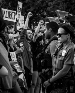 Plaza Police Protest 05 29 20 4225