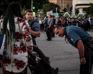 Plaza Police Protest 05 29 20 4263