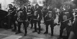 Terra Police Line