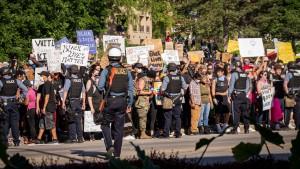 Kc Police Protest Sunday 05 31 20 5397