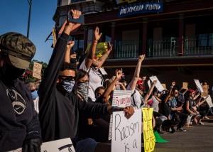 Kc Police Protest Sunday 05 31 20 5446