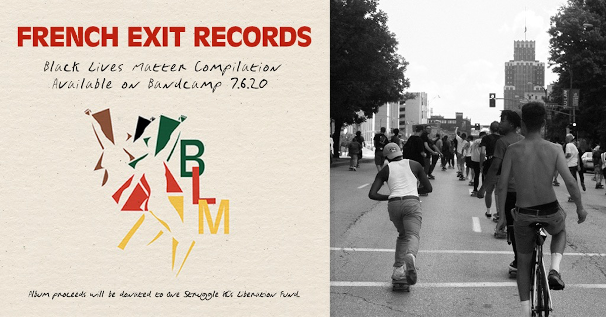 Exclusive: Local record label French Exit releases Black Lives Matter benefit compilation