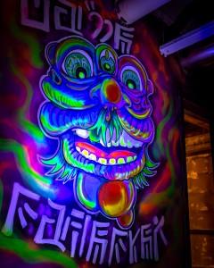 Graffiti Attic Opening 8480