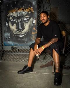 Graffiti Attic Opening 8505