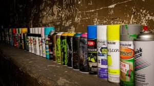 Graffiti Attic Opening 8506