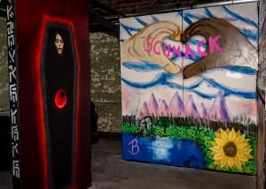 Graffiti Attic Opening 8527