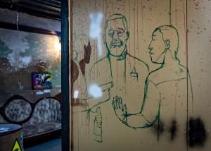 Graffiti Attic Opening 8539