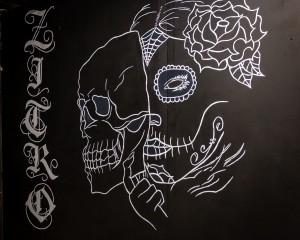 Graffiti Attic Opening 8540