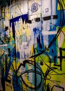 Graffiti Attic Opening 8542