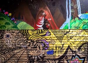 Graffiti Attic Opening 8544