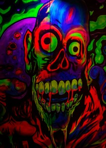 Graffiti Attic Opening 8548