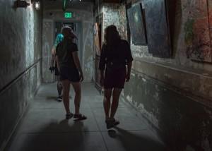 Graffiti Attic Opening 8560