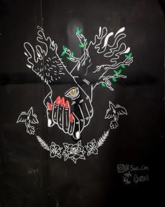 Graffiti Attic Opening 8576