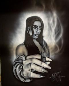 Graffiti Attic Opening 8577