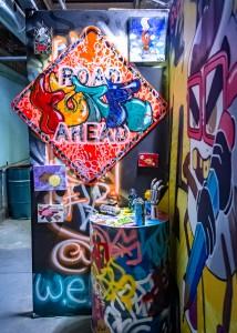 Graffiti Attic Opening 8578