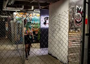 Graffiti Attic Opening 8585