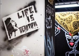 Graffiti Attic Opening 8586
