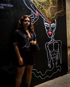 Graffiti Attic Opening 8588